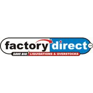 Factory Direct coupons