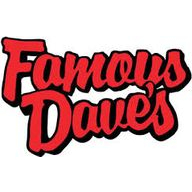 Famous Dave's coupons