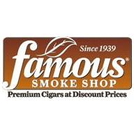 Famous Smoke Shop coupons