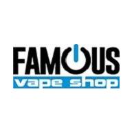 Famous Vape Shop coupons