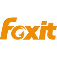 Foxit Software coupons