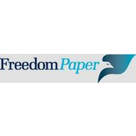 Freedom Paper coupons