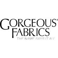 Gorgeous Fabrics coupons