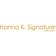 Hanna K. Signature  coupons