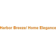 Harbor Breeze/ Home Elegance coupons