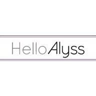 Hello Alyss coupons