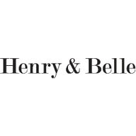 Henry and Belle coupons