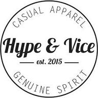 Hype & Vice coupons
