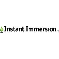 Instant Immersion coupons