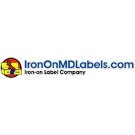 Iron-on MD Labels coupons