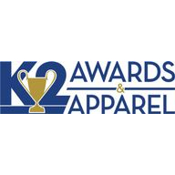 K2 Trophies and Awards coupons