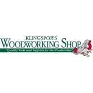 Klingspor's Woodworking Shop coupons