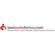 Law Books For Less coupons