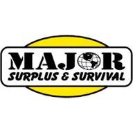 Major Surplus & Survival coupons