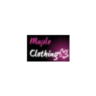 Maple Clothing coupons