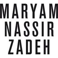 Maryam Nassir Zadeh coupons
