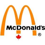 McDonald's Canada coupons