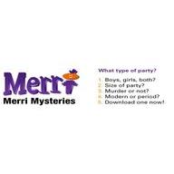 Merri Mysteries  coupons