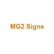MG2 Signs coupons