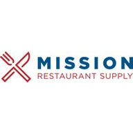 Mission Restaurant Supply coupons