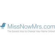 MissNowMrs coupons