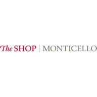 Monticello Shop coupons