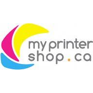 My Printer Shop coupons
