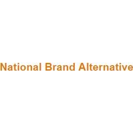 National Brand Alternative coupons
