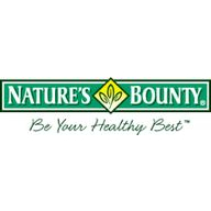 Nature's Bounty coupons