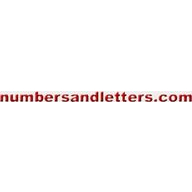 Numbersandletters coupons