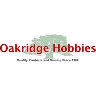 Oakridge Hobbies coupons
