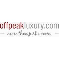 Off Peak Luxury coupons