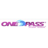 One Pass Water Blade coupons