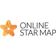 Online Star Map coupons