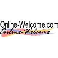 Online-Welcome coupons