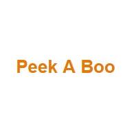 Peek A Boo coupons