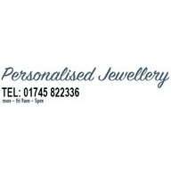 Personalised Jewellery coupons