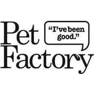 Pet Factory coupons