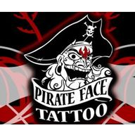 Pirate Face Tattoo coupons