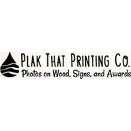 Plak That Printing Co. coupons