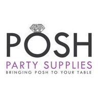 Posh Party Supplies coupons