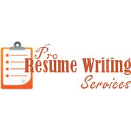 Professional Resume Writing Services coupons