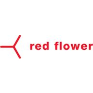 red flower coupons