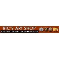 Rics Art Shop coupons