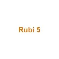 Rubi 5 coupons
