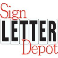 Sign Letter Depot coupons