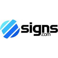 Signs.com coupons
