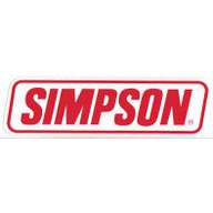 Simpson Race Products coupons