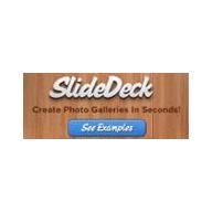 SlideDeck coupons