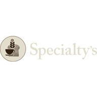 Specialty's coupons